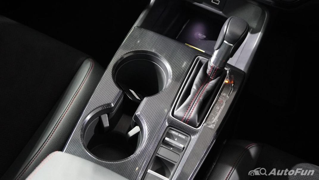 2022 Honda Civic RS Interior 108