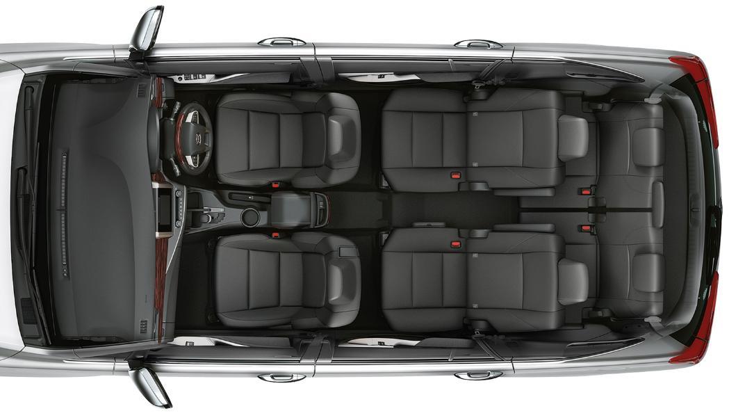 2021 Toyota Innova Crysta Interior 018