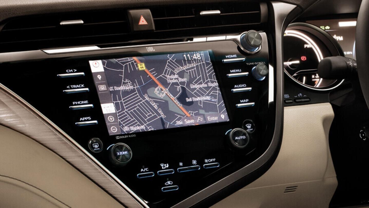 Toyota Camry 2020 Interior 016
