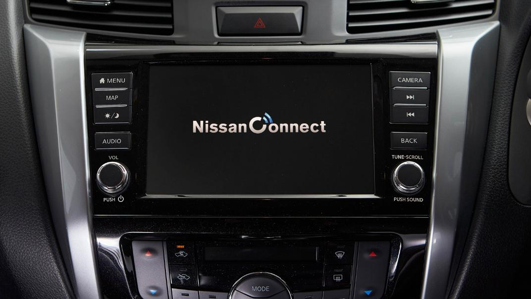 2021 Nissan Navara Double Cab 2.3 4WD VL 7AT Interior 068