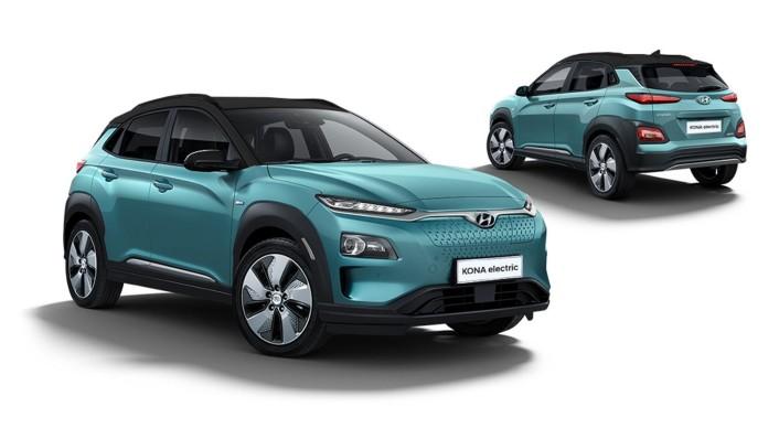 Hyundai Kona 2020 Exterior 003