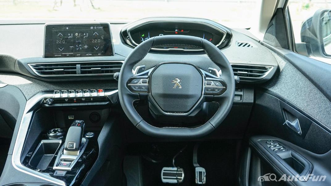 2020 Peugeot 5008 1.6 Allure Interior 003