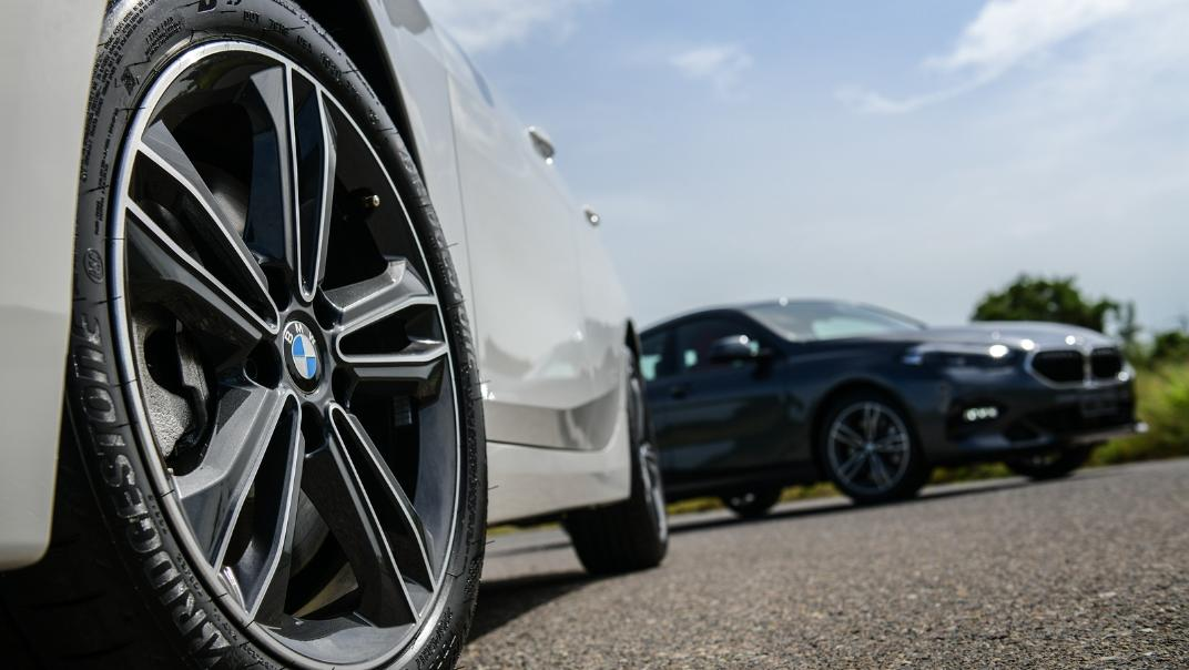 2021 BMW 2 Series Gran Coupe 220i Sport Exterior 016