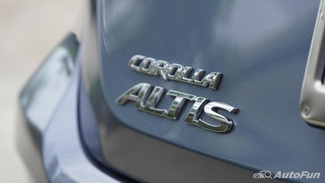 2021 Toyota Corolla Altis 1.8 Sport Exterior 031