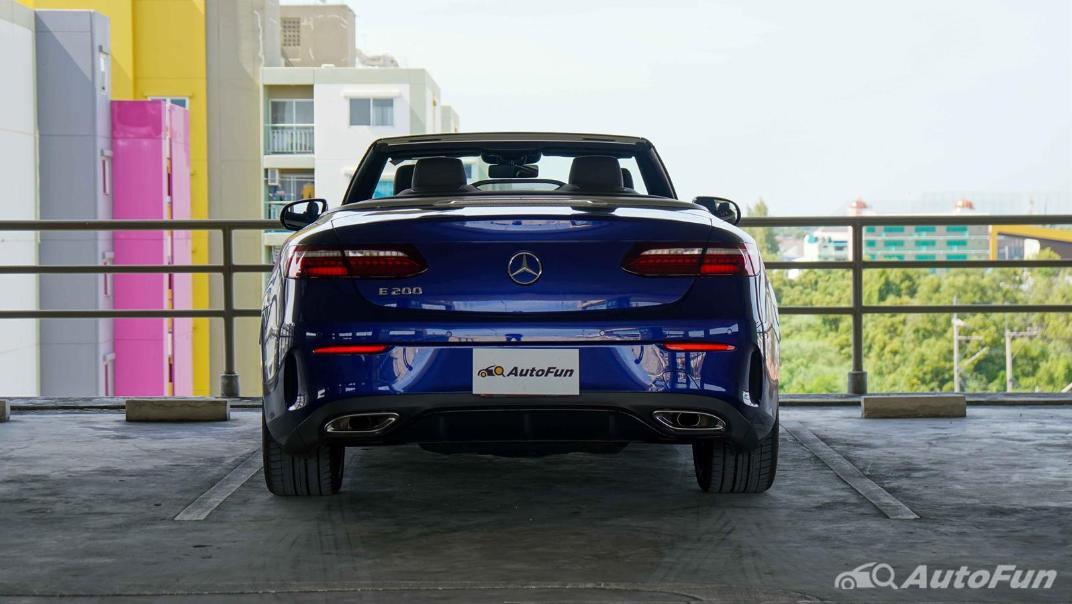 2021 Mercedes-Benz E-Class Cabriolet E 200 AMG Dynamic Exterior 011