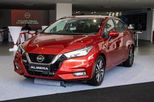8 ออพชั่นของ 2020 Nissan Almera โฉมมาเลเซียดีกว่าไทยทุกอย่าง ที่บ้านเราไม่มีเลย