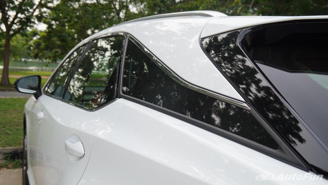 2020 Lexus RX 3.5 350 F Sport Exterior 041