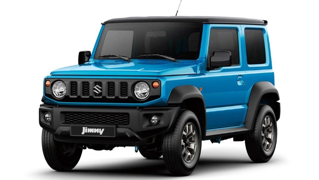 Suzuki Jimny 2020 Exterior 012