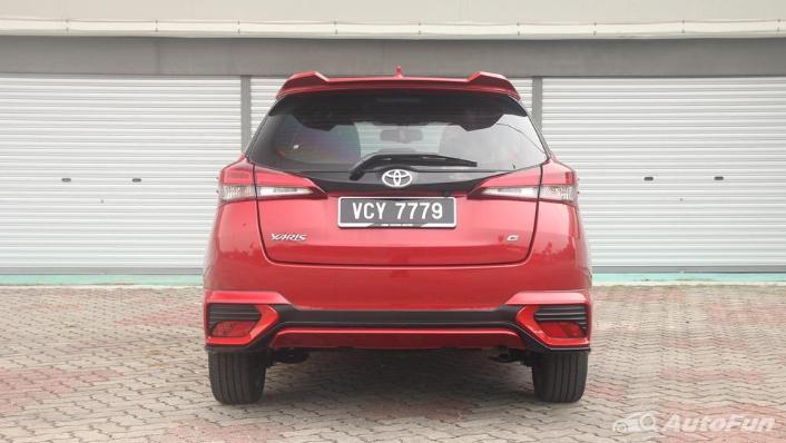 Toyota Yaris 2020 Exterior 006