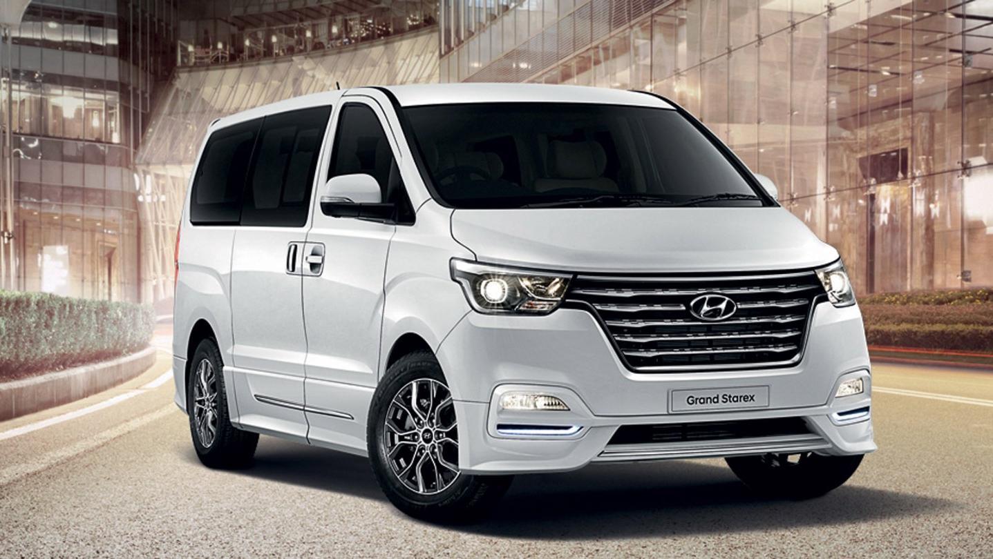 Hyundai Grand-Starex 2020 Exterior 001