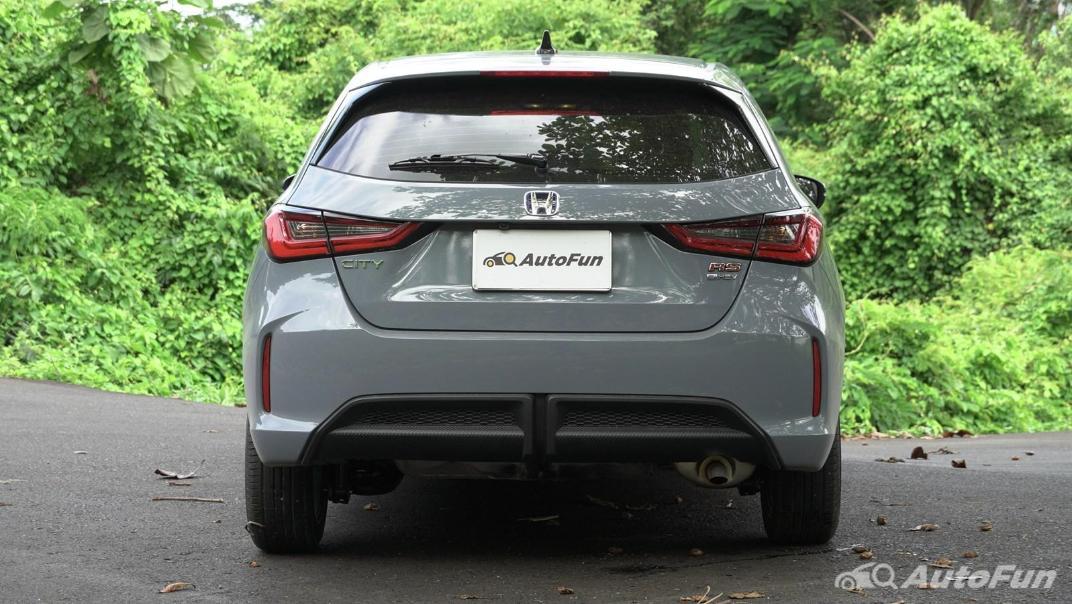 2021 Honda City Hatchback e:HEV RS Exterior 006