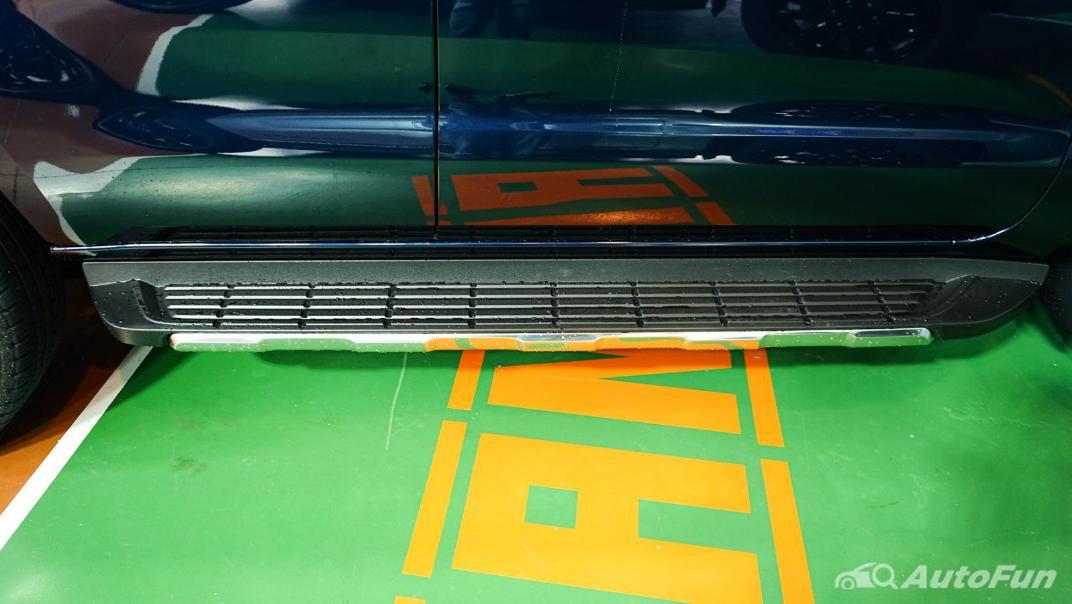 2021 Ford Everest Titanium+ Exterior 028