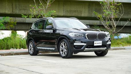 2021 BMW X3 2.0 xDrive20d M Sport ราคารถ, รีวิว, สเปค, รูปภาพรถในประเทศไทย | AutoFun