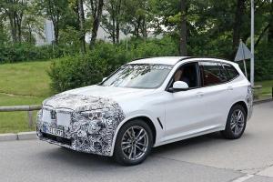 Spy Shot: All-New 2020 BMW X3 ถูกจับภาพได้ก่อนขณะส่งทดสอบ