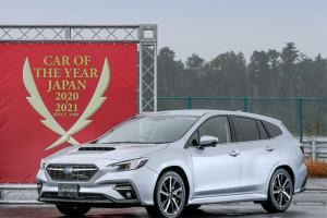 สื่อญี่ปุ่นยังอยากได้ ไทยละจะขายไหม Subaru Levorg ชนะรางวัล Car of the Year Japan 2020-2021