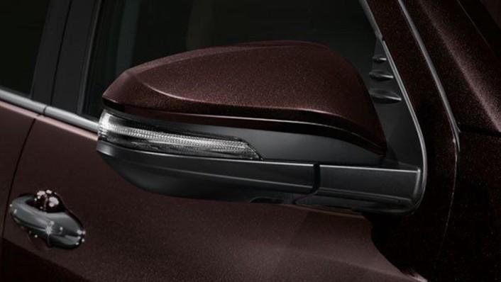 Toyota Fortuner 2020 Exterior 010