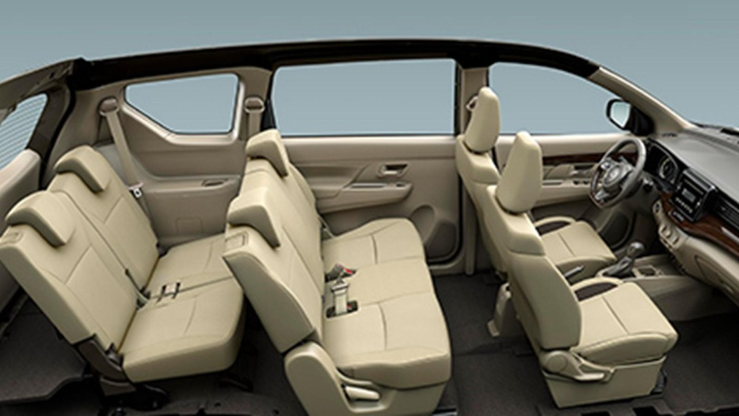 Suzuki Ertiga 2020 Interior 006