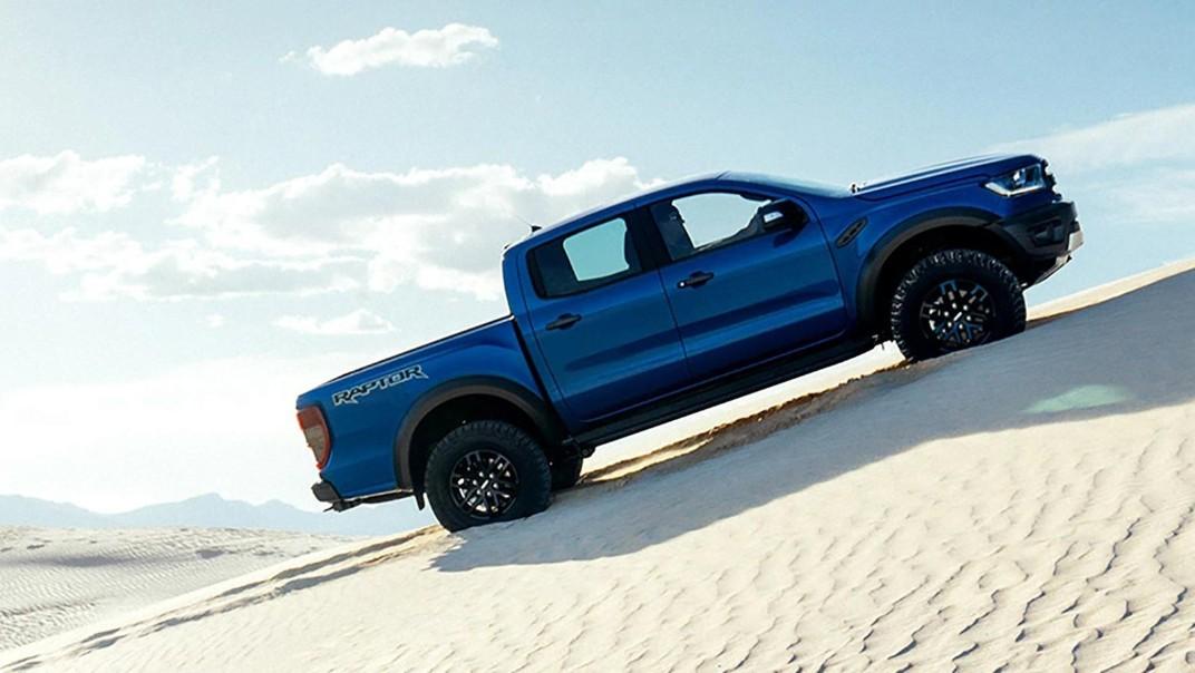 Ford Ranger Raptor 2020 Exterior 001