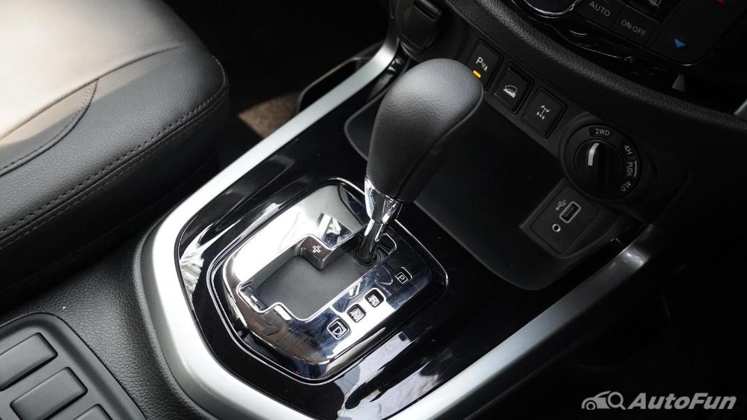 2021 Nissan Navara Double Cab 2.3 4WD VL 7AT Interior 027