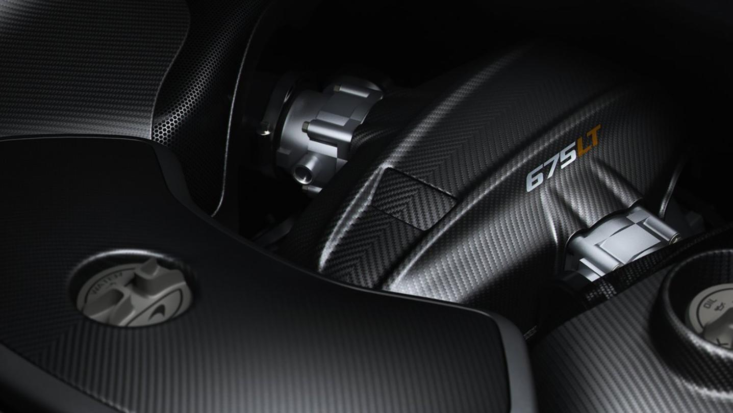 McLaren 675LT Public 2020 Interior 002