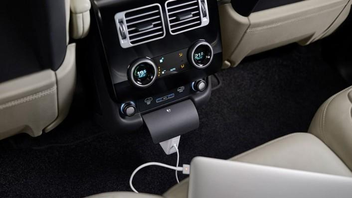 Land Rover Range Rover 2020 Interior 007