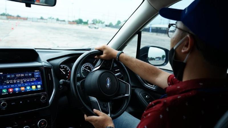 สรุป! ขับรถต้องใส่หน้ากากไหม จับหรือปรับเท่าไร แล้วทำไมต้องใส่? 02
