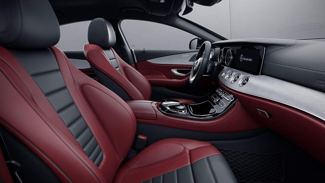 Mercedes-Benz CLS-Class Coupe 2020 Interior 008