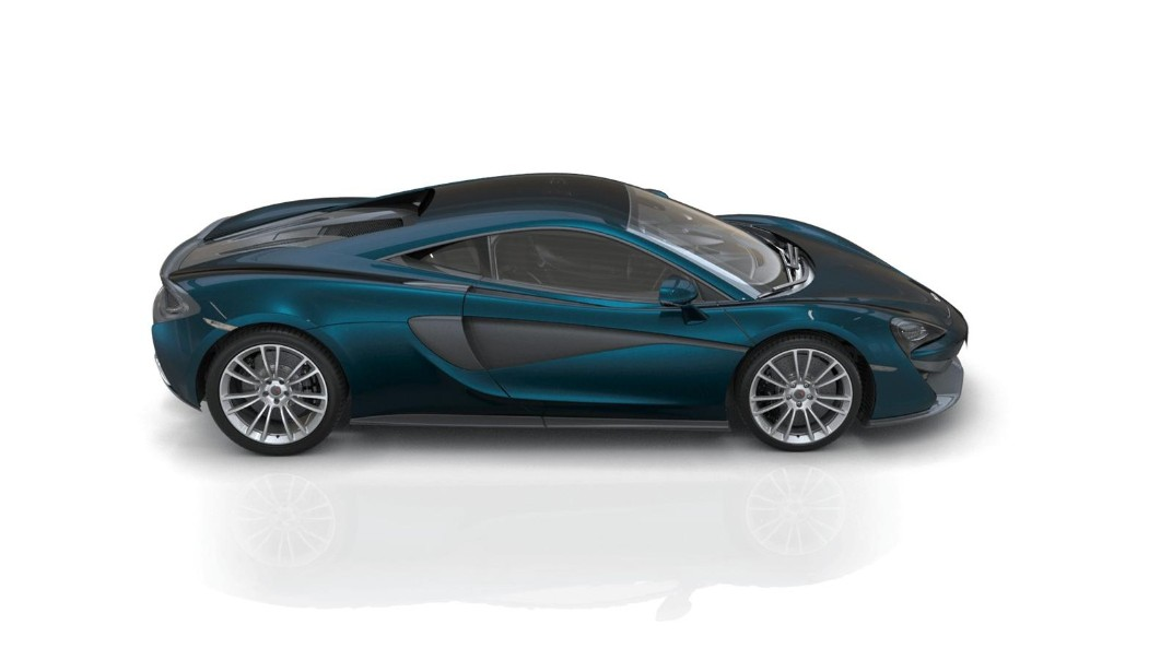 McLaren 570S-New 2020 Exterior 007