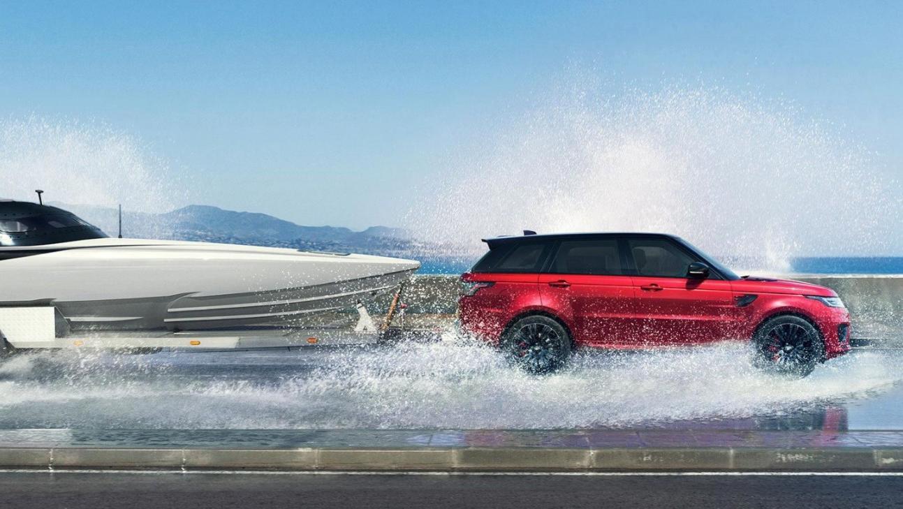 Land Rover Range Rover Sport 2020 Exterior 008