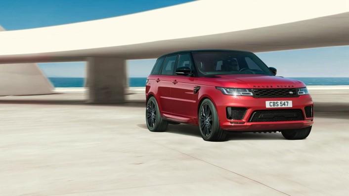 Land Rover Range Rover Sport Public 2020 Exterior 003
