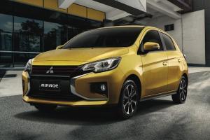 Mitsubishi Mirage อีโค่คาร์เพื่อคนรุ่นใหม่ เครื่องยนต์ประหยัด ราคาเริ่ม 4.74 แสนบาท