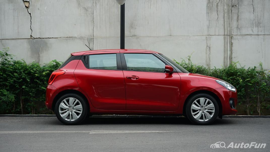 2020 Suzuki Swift 1.2 GL CVT Exterior 004