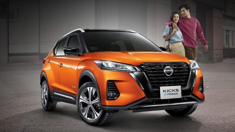 2020 Nissan Kicks e-POWER คอมแพ็คเอสยูวีมอเตอร์ไฟฟ้าแบบไม่ต้องชาร์จ พร้อมราคาเริ่มต้น 8.89 แสนบาท 02