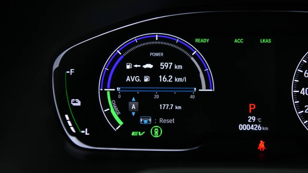 2021 Honda Accord 2.0L e:HEV EL+ Interior 019