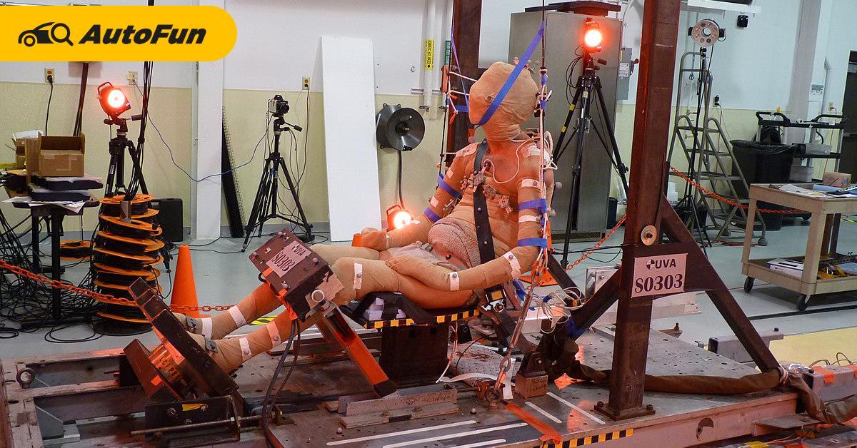"""เผยเบื้องหลัง """"ศพมนุษย์"""" ถูกใช้ทดสอบการชนบนเส้นขอบจริยธรรม 01"""