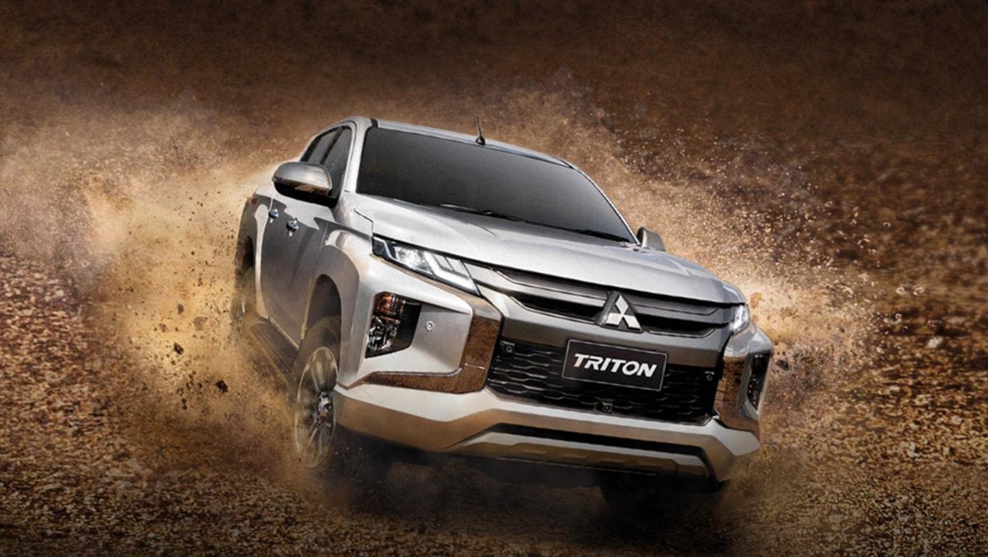 Mitsubishi Triton 2020 Exterior 018