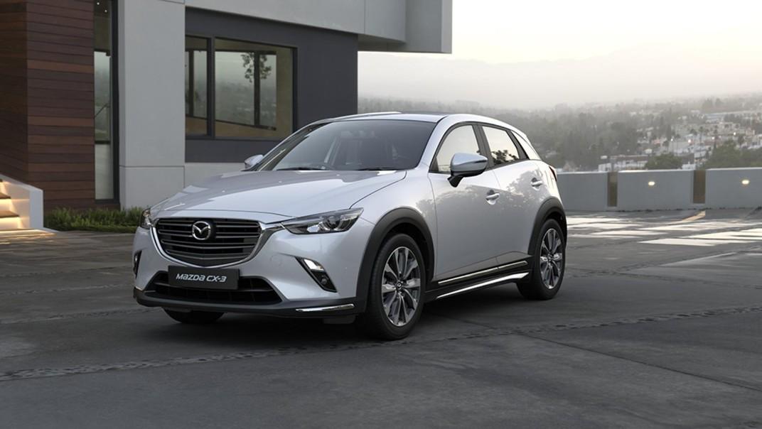 Mazda CX-3 2020 Exterior 001