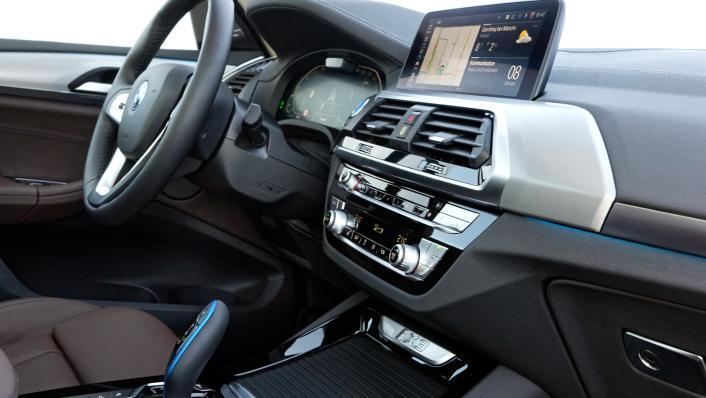 2021 BMW iX3 M Sport Interior 005