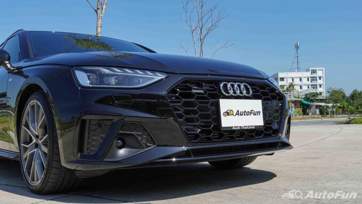 2020 Audi A4 Avant 2.0 45 TFSI Quattro S Line Black Edition Exterior 009