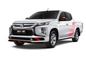 Rendered : Mitsubishi Triton Ralliart ตัวเตี้ยแต่งเต็ม เตรียมทำให้เป็นจริง