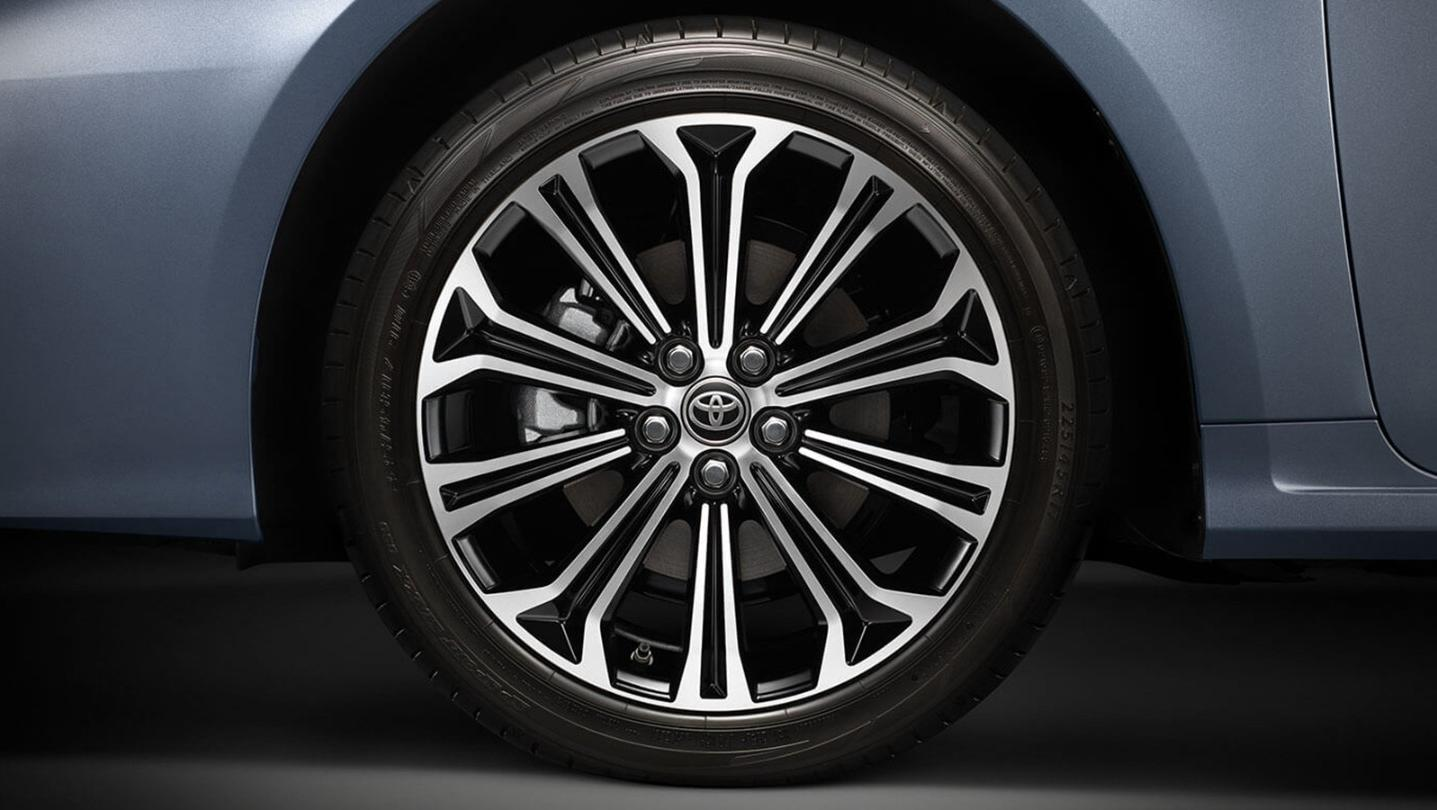 Toyota Corolla-Altis 2020 Exterior 006