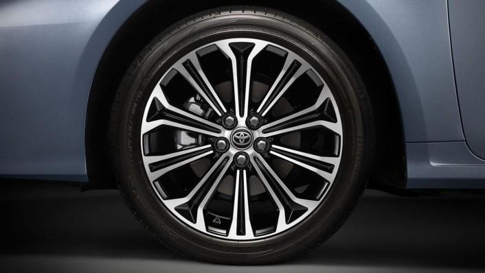 Toyota Corolla-Altis Public 2020 Exterior 006