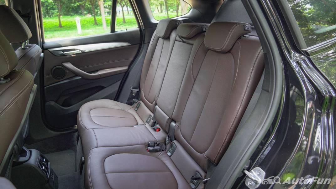 2021 BMW X1 2.0 sDrive20d M Sport Interior 029