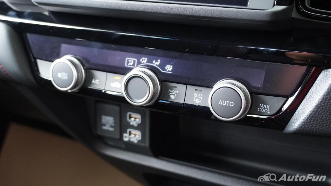 2021 Honda City Hatchback e:HEV RS Interior 080