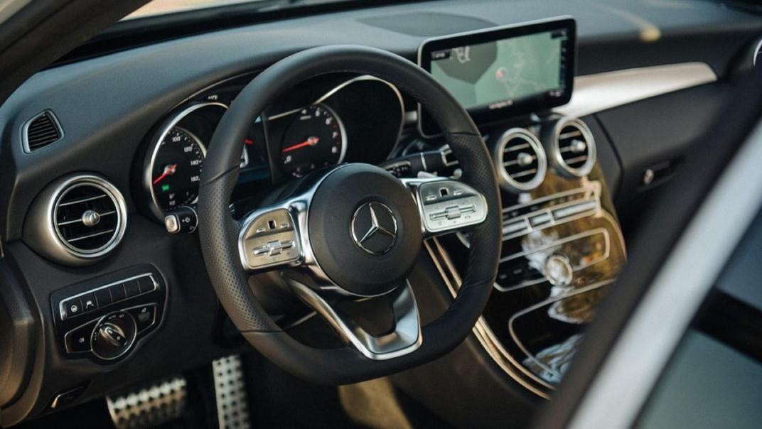Mercedes-Benz C-Class Saloon 2020 Interior 019