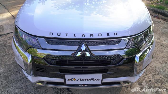 2021 Mitsubishi Outlander PHEV GT-Premium Exterior 006