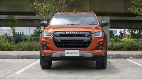 2021 Isuzu D-Max 4 Door V-Cross 3.0 Ddi M AT ราคารถ, รีวิว, สเปค, รูปภาพรถในประเทศไทย | AutoFun