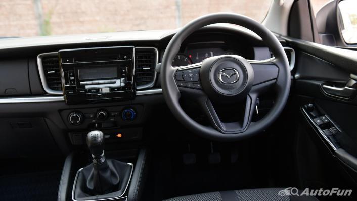 2021 Mazda BT-50 Pro Freestyle Cab 1.9 S Hi-Racer Interior 001
