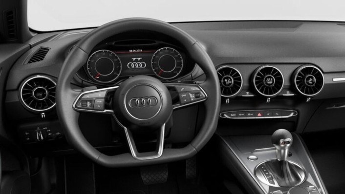 Audi TT Roadster 2020 Interior 005