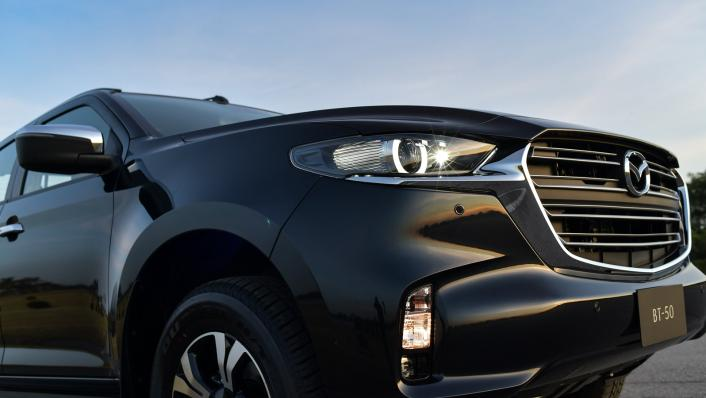 2021 Mazda BT-50 Double cab Upcoming Version Exterior 008